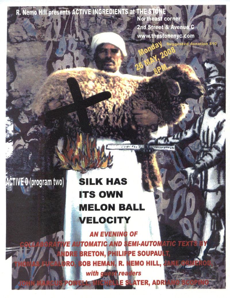 Silk-has-it's-own-melon-bal